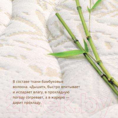 Матрас в кроватку Плитекс Bamboo Nature БН-119-01