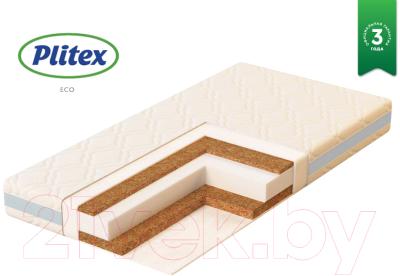 Матрас в кроватку Плитекс EcoLux ЭКЛ-01 (ЭКЛ-119-01)
