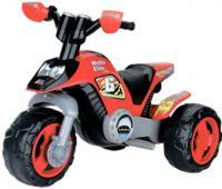 Детский мотоцикл Полесье Molto Elite 6 / 35882 (красный) -