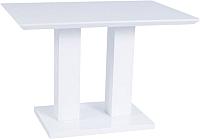 Обеденный стол Signal Tower (белый) -