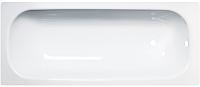 Ванна стальная Верх-Исетский металлургический завод Donna Vanna 170x70 (белая орхидея, с ножками) -
