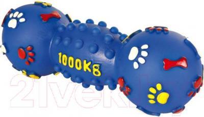 Фото - Игрушка для собак Trixie Гантель 3362 trixie гантель trixie для собак средняя 19 см