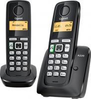 Беспроводной телефон Gigaset A220 Duo -