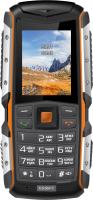 Мобильный телефон Texet TM-513R (черно-оранжевый) -