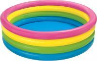 Надувной бассейн Intex Радуга / 56441 (168x46) -