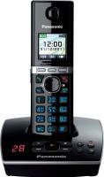 Беспроводной телефон Panasonic KX-TG8061  (черный) -