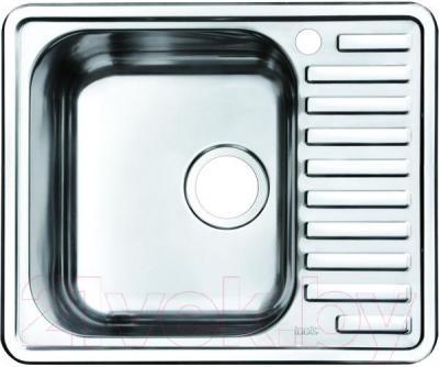 Мойка кухонная Iddis Strit STR58PLi77