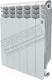 Радиатор алюминиевый Royal Thermo Revolution 350 (10 секций) -