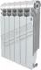 Радиатор алюминиевый Royal Thermo Indigo 500 (8 секций) -