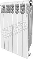 Радиатор биметаллический Royal Thermo Revolution Bimetall 500 (4 секции) -