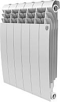Радиатор биметаллический Royal Thermo BiLiner 500 (6 секций) -