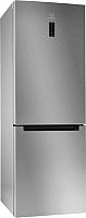 Холодильник с морозильником Indesit DF 5160 S -