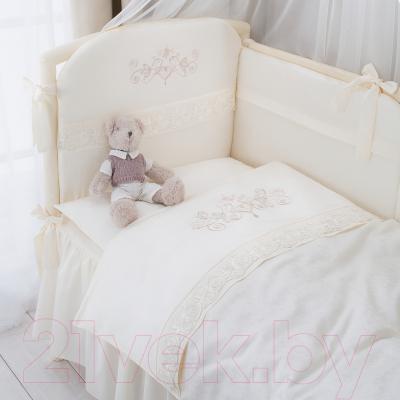 Комплект постельный в кроватку Perina Версаль / ВС6-01.2