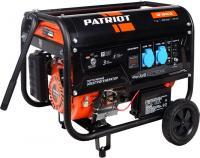Бензиновый генератор PATRIOT GP 3810LE -