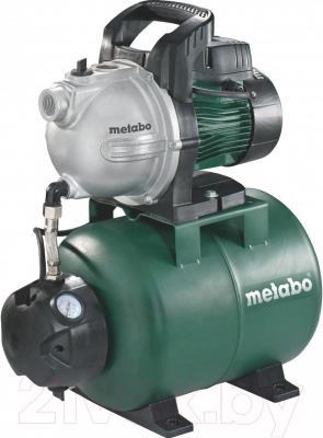 Насосная станция Metabo HWW 4000/25 G насосная станция metabo hww3500 25inox 900вт 600969000