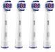 Насадки для зубной щетки Braun Oral-B 3D White EB18 (4шт) -