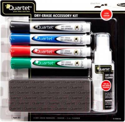 Набор маркеров NOBO Accessory Cleaning Kit for Whiteboard 1903798