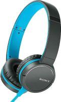 Наушники-гарнитура Sony MDR-ZX660AP (синий) -
