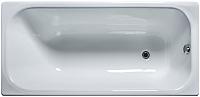 Ванна чугунная Универсал Ностальжи-У 160x75 (1 сорт, с ножками) -