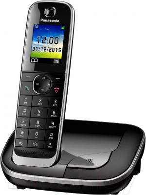 Беспроводной телефон Panasonic KX-TGJ310RUB