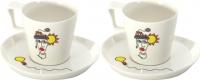 Набор для чая/кофе BergHOFF Eclipse Ornament 3705008 -