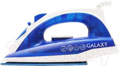 Утюг Galaxy GL 6121 (синий)