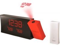 Метеостанция цифровая Oregon Scientific RMR221PN (красный) -