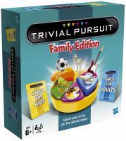Настольная игра Hasbro Тривиал. Персьюит. Семейная Игра / 73013 -