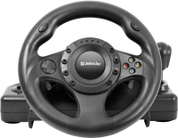 Игровой руль Defender Forsage Drift GT -