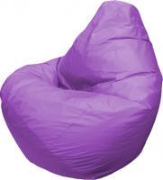Бескаркасное кресло Flagman Груша Мега Г3.2-12 (фиолетовый) -