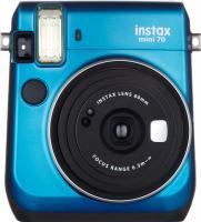Фотоаппарат с мгновенной печатью Fujifilm Instax Mini 70 (синий) -