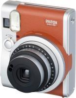 Фотоаппарат с мгновенной печатью Fujifilm Instax Mini 90 (серо-коричневый) -
