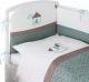 Комплект постельный в кроватку Perina Жила-была Лошадка / ЖБ6-01.4 -