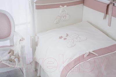 Комплект постельный в кроватку Perina Котята / КТ6-01.2 (карамель)