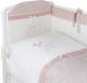 Комплект постельный в кроватку Perina Котята / КТ6-01.2 (карамель) -