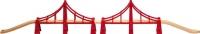 Элемент железной дороги Brio Подвесной мост 33683 -