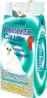 Наполнитель для туалета Pussy-cat Океанический / PUS008 (10л) -