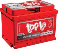 Автомобильный аккумулятор Topla Energy 108066 (66 А/ч) -