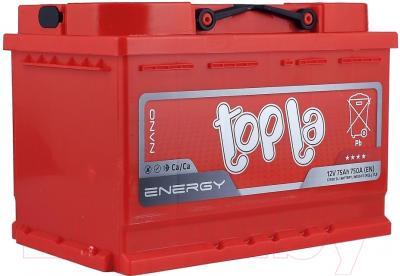 Автомобильный аккумулятор Topla Energy 108275