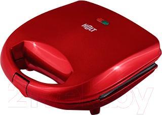 Сэндвичница Holt HT-SC-003 (красный)