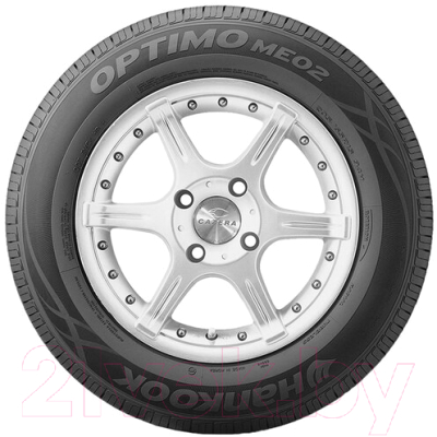 Летняя шина Hankook Optimo K424 175/65R14 82H