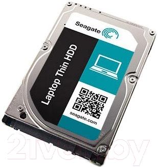 Жесткий диск Seagate Laptop Thin 500GB (ST500LM021)
