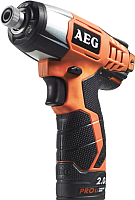 Профессиональный гайковерт AEG Powertools BSS 12C LI-202C (4935443965) -