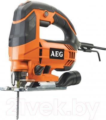 Профессиональный электролобзик AEG Powertools Step 80 (4935451161)