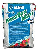 Клей для плитки Mapei Keraflex Maxi Grey (25кг, серый) -