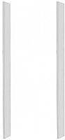Комплект сменных элементов Triton для зеркала-шкафа Эко 50 / 005.42.0500.121.01.01.U.М2 (белый) -