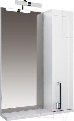 Шкаф с зеркалом для ванной Triton Диана 55 (002.42.0550.101.01.01 R)