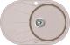 Мойка кухонная Aquasanita CLARUS SR101 (ора) -