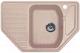 Мойка кухонная Gran-Stone GS-10 (песочный) -