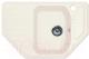 Мойка кухонная Gran-Stone GS-10 (белый) -